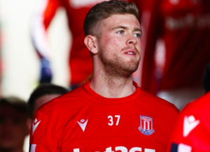 Nathan Collins in stoke city.