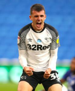 Jason Knight at Derby